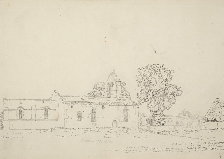 Greatham Hospital f.120